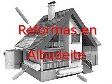 Reformas Cartagena Albudeite