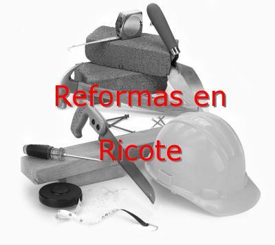 Reformas Cartagena Ricote