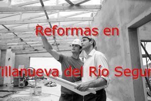 Reformas Cartagena Villanueva del Río Segura